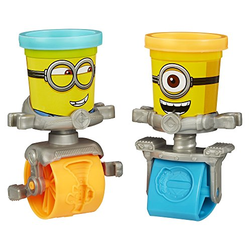 Play-Doh Featuring Despicable Me Minions Stamp and Roll Set - 1