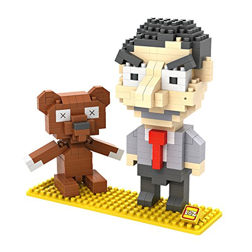 cygoshop-mr-bean-model-loz-micro-blocks-baby-initiation-intellectual-games-barrel-340-piece