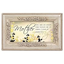 Small Jewelry Music Box for Mom Mother Plays Wind Beneath My Wings