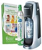 Sodastream Usa 1012111017 BLK/SLV Jet Soda Maker - Quantity 4