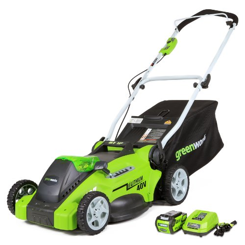 GreenWorks G-MAX Lawn Mower