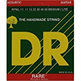 DR Rare Phosphor Bronze - Medium Lite - Acoustic Guitar Strings