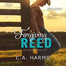 Forgiving Reed (       UNABRIDGED) by C. A. Harms Narrated by Em Eldridge