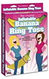 Pipedream Products Bachelorette Party Inflatable Banana Ring Toss Game