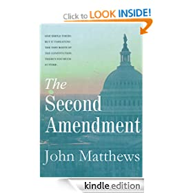 The Second Amendment #1 (Crime, legal thriller (action, political))
