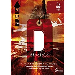 Disciple DVD: Life. Freedom. Purpose.
