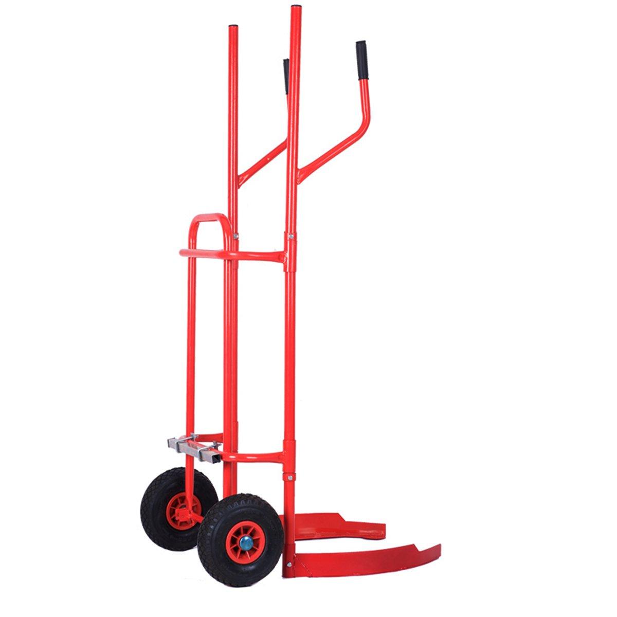 ZNL Reifenkarre Räderkarre Transportkarre Räder Reifen Reifentransportkarre Sackkarre HTC03  Überprüfung und Beschreibung