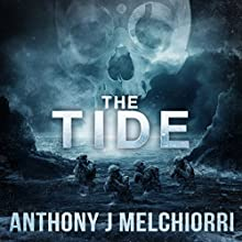 The Tide Audiobook by Anthony J. Melchiorri Narrated by Ryan Kennard Burke
