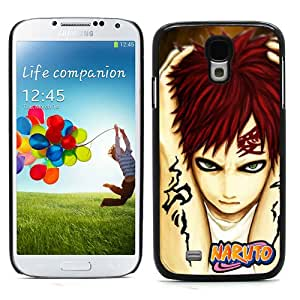 iLookcase Comic Case Series - Naruto Hard Plastic and Aluminum Back Case for Samsung Galaxy S4 i9500 With 3 Pieces Screen Protectos and One Stylus Touch Pen