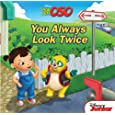 Special Agent Oso: You Always Look Twice