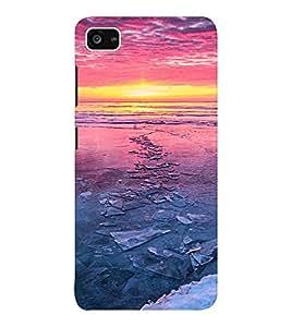 EPICCASE Frozen lake Mobile Back Case Cover For Lenovo ZUK Z2 (Designer Case)