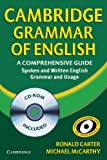 img - for Cambridge Grammar of English Hardback with CD-ROM: A Comprehensive Guide book / textbook / text book