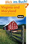Fodor's Virginia and Maryland: with W...