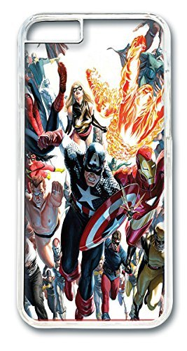 creative-avengers-invaders-2009-alex-ross-custom-iphone-6-plus-55-inches-case-cover-polycarbonate-tr