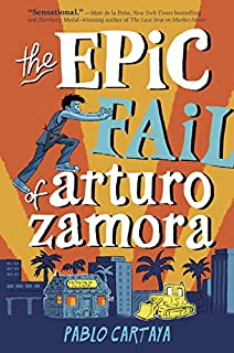 Book Cover: The Epic Fail of Arturo Zamora