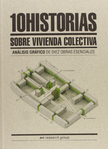 10 Historias sobre Vivienda Colectiva. Análisis gráfico de 10 obras esenciales