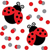 Creative Converting Ladybug Fancy Printed Confetti