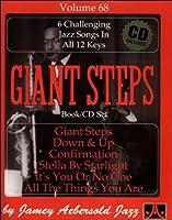 AEBERSOLD AEBERSOLD N°068 - GIANT STEPS + CD Partition jazz&blue Tou instrument par tonalité Tou instrument