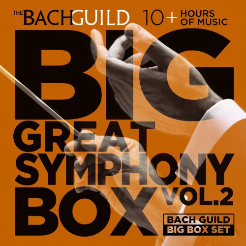 Big Great Symphonies Box, Vol II