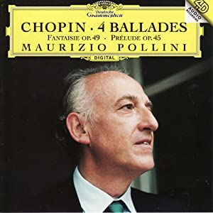Chopin: Ballads & Scherzi