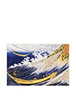 Artopweb Panel Decorativo Hokusai Soshu Choshi
