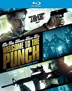 Welcome to the Punch [Blu-ray] [Import]