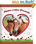 Pferde Kindergartenfreundebuch: Meine...