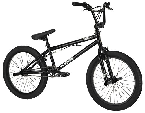 Mongoose-Boys-Data-X-22-Freestyle-Bicycle-with-20-Wheels-Grey