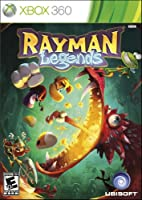 Rayman Legends from UBI Soft