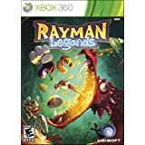 Rayman Legends – Xbox or PS3 – $21.99 or $21.80!