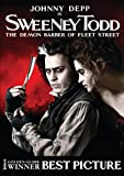 Sweeney Todd [DVD] [2007] [Region 1] [US Import] [NTSC]