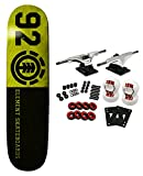 ELEMENT Skateboard Complete VARIED 92 8.25 YELLOW