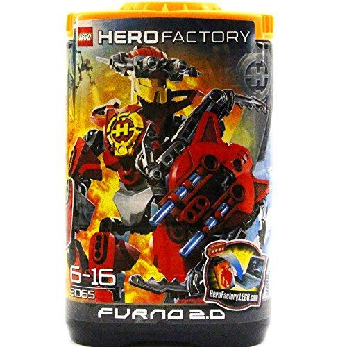 Lego Hero Factory 2.0 Furno 2065 Spiel Figuren Spielzeug