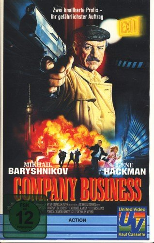 Company Business [VHS]