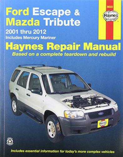 ford-escape-mazda-tribute-automotive-repair-manual-2001-2012-haynes-automotive-repair-manuals