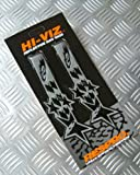 Respro Hi-Viz Chevron Star Hang Tags -