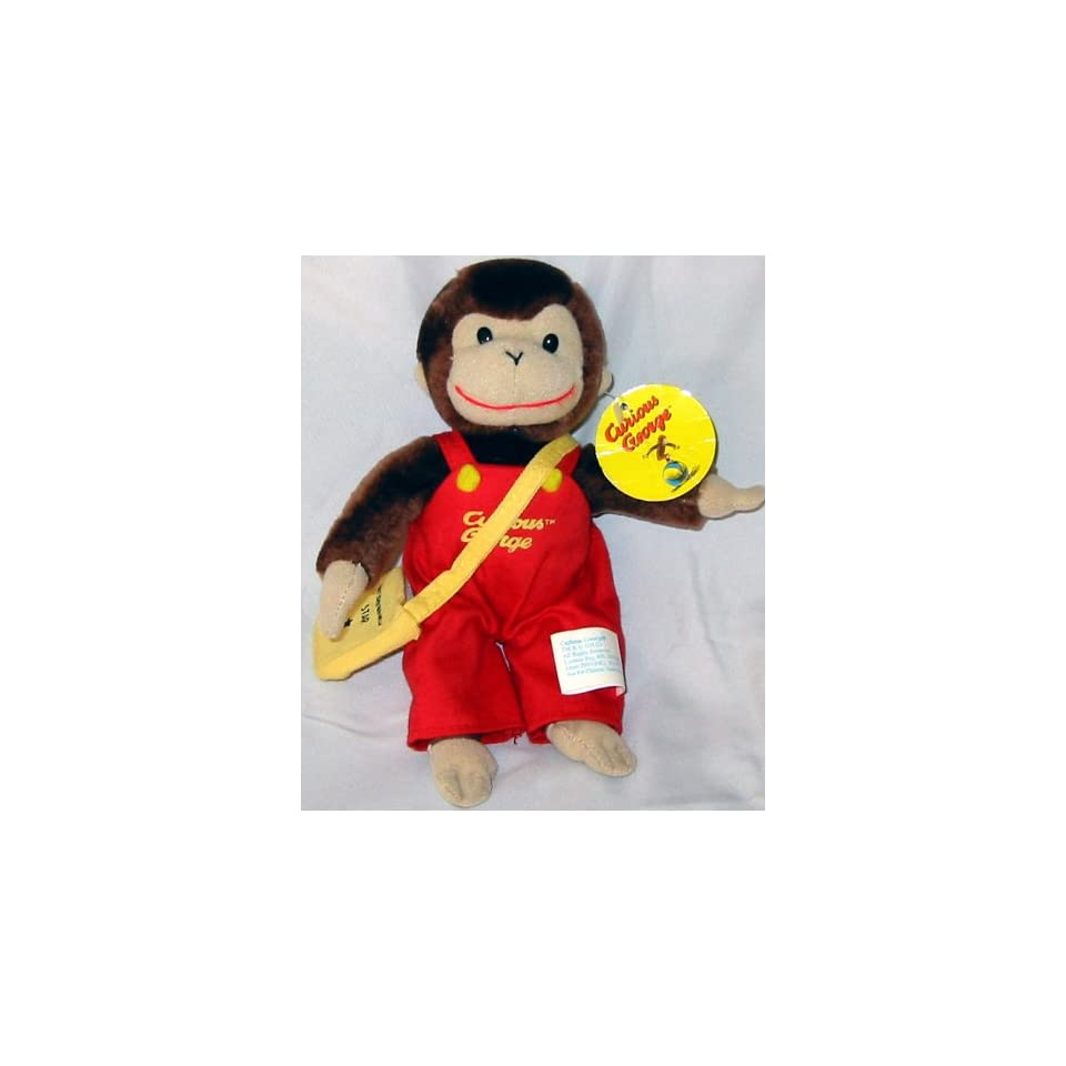 91bfc7ec49 Curious George Morning Star Plush 9 on PopScreen