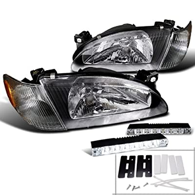 Depo 334-1111R-AS1 Dodge Magnum Passenger Side Replacement Headlight Assembly 02-00-334-1111R-AS1