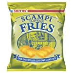Smiths Scampi Flavour Fries 27g x Cas...