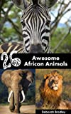 26 Awesome African Animals: An Animal Facts & Picture Book for Kids Ages 3-8 (African Animal Picture Books)