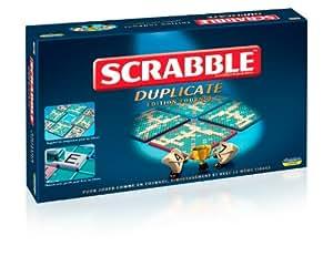 Megableu - 855028 - Jeu de Société - Grand Classique - Scrabble Duplicate - Tournoi