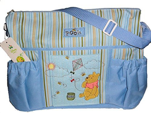 Regent Baby Product Corp Diaper Bag, Colors may vary