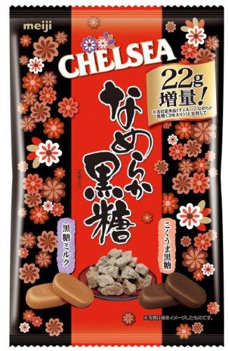 93g5 bag Meiji Chelsea smooth brown sugar Assorted...