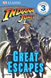 DK Readers L3: Indiana Jones: Great Escapes