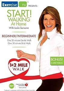 with Leslie Sansone: Beginner/Intermediate - 1 & 2 Mile Walk: Leslie