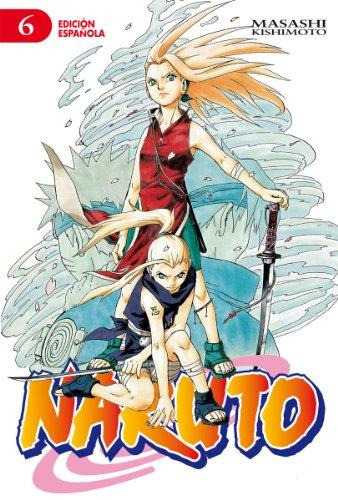Naruto nº 06/72 (EDT)