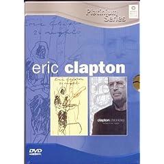 Collection Platinium Series - Eric Clapton : 24 nights / Chronicles - Coffret 2 DVD