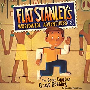 Flat Stanley's Worldwide Adventures #2 Audiobook