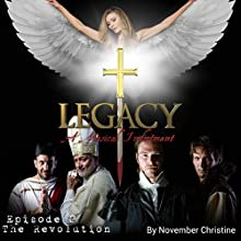 Legacy, a Musical Indictment: Episode 2: The Revolution Performance Auteur(s) : November Christine Narrateur(s) : Brant Rotnem, Robert Fleet, Davon Williams, T. R. Krupa, Amanda Hootman, Damian Sandolo, Tony Gonzalez