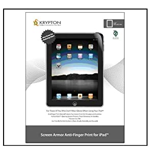 Screen Armor Anti-Fingerprint for iPad
